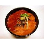 マグロとサーモン丼